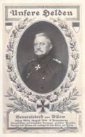 Generaloberst Von Bülow - Personnages