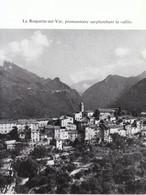 1972 - Iconographie - La Roquette-sur-Var (Alpes-Maritimes) - Vue Générale - FRANCO DE PORT - Unclassified