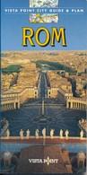 Italien Rom Städteführer Mit Stadtplan 2000 48 Seiten Vista Point Verlag Köln - Rome