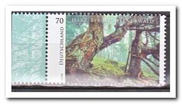 Duitsland 2018, Postfris MNH, MI ?, Trees, Harz Bergfichtenurwald - Ongebruikt