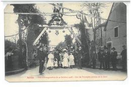 ARROU   Fete 1908 - Autres Communes