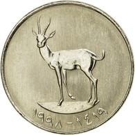 Monnaie, United Arab Emirates, 25 Fils, 1998, British Royal Mint, SUP - Emirats Arabes Unis