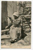 29 CARHAIX PLOUGUER Fileuse Au Travail -363 ND Coutumes Moeurs Et Costumes Bretons -  écrite  Avant 1910   /D23-2018 - Carhaix-Plouguer