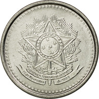Monnaie, Brésil, 5 Centavos, 1986, SUP, Stainless Steel, KM:601 - Brazil