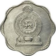 Monnaie, Sri Lanka, 10 Cents, 1991, SUP, Aluminium, KM:140a - Sri Lanka