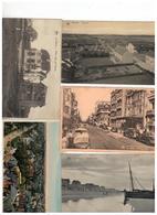 De Panne : 39 Oude Postkaarten - Cartes Postales