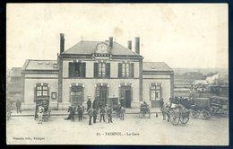 Cpa Du 22 Paimpol  La Gare    SEPT18-30 - Paimpol
