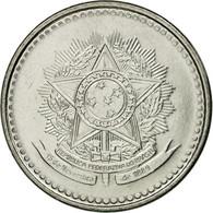 Monnaie, Brésil, 50 Centavos, 1987, SUP, Stainless Steel, KM:604 - Brazil