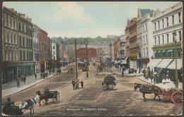 Patrick Street, Cork, 1917 - Eason & Son Postcard - Cork