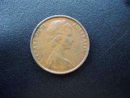 AUSTRALIE : 2 CENTS   1968    KM 63 *   TTB / TTB+ - Monnaie Décimale (1966-...)
