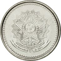 Monnaie, Brésil, 20 Centavos, 1987, SUP, Stainless Steel, KM:603 - Brazil