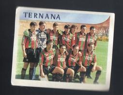 Figurina Calciatori Italiani Merlin 1999 -  Ternana  - N.545  La Squadra  - Football - Soccer - Socker - Fussball - Stickers