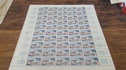 LOT 418737 TIMBRE DE FRANCE NEUF** LUXE FEUILLE N°1313 VALEUR 15 EUROS   BLOC - Feuilles Complètes