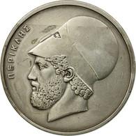 Monnaie, Grèce, 20 Drachmai, 1976, TTB, Copper-nickel, KM:120 - Yougoslavie