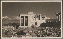 The Erechtheum, Athens, C.1920s - K Ltd RP Postcard - Greece