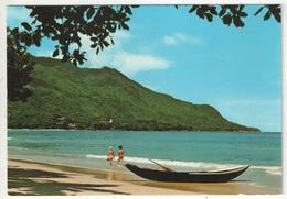 Beau Vallon Beach, Mahe, Seychelles - 1984 - Seychelles