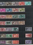 Rio Muni Mi.-Nr. : 1 - 68, Postfrisch MNH - Stamps