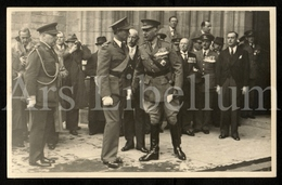 Postcard / ROYALTY / Belgique / België / Roi Leopold III / Koning Leopold III / Ieper / 1938 / Earl Of Athlone - Characters