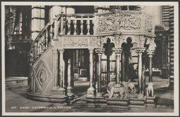 Il Pulpito, Cattedrale, Siena, Toscana, C.1920s - Venturini Foto Cartolina - Siena