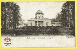 * Laken - Laeken (Brussel - Bruxelles) * (Vanderauwera & Cie) Domaine Royal De Laeken, Chateau Le Belvedere, Façade, TOP - Laeken