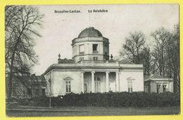 * Laken - Laeken (Brussel - Bruxelles) * Le Belvédère, Chateau, Kasteel, Castle, Royal, Unique, TOP, Prachtkaart - Laeken