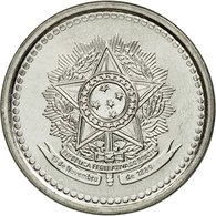 Monnaie, Brésil, 10 Centavos, 1987, SUP, Stainless Steel, KM:602 - Brazil