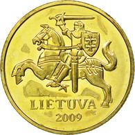 Monnaie, Lithuania, 20 Centu, 2009, TTB, Nickel-brass, KM:107 - Lituanie