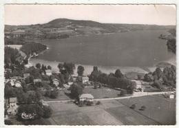 38 - CHARAVINES-LES-BAINS - Vue Aérienne - Le Lac - 1953 - Charavines