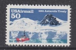 USA 1991 Airmail / Antarctic Treaty 1v ** Mnh (38520F) - Luchtpost