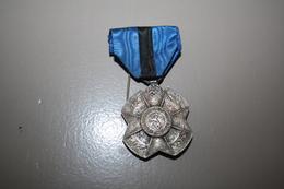 Medaille A Determiner 14 18 - Belgien