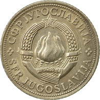 Monnaie, Yougoslavie, 5 Dinara, 1975, SUP, Copper-Nickel-Zinc, KM:58 - Yougoslavie