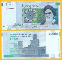 Iran 20000 (20'000) Rials P-153 2018 UNC - Iran