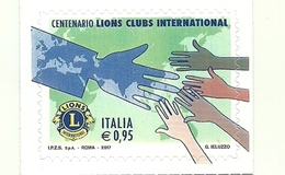 2017 - Italia 3849 Lions Club - Rotary, Lions Club