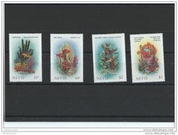 NEVIS 1986 - YT N° 419/422 NEUF SANS CHARNIERE ** (MNH) GOMME D'ORIGINE LUXE - St.Kitts E Nevis ( 1983-...)