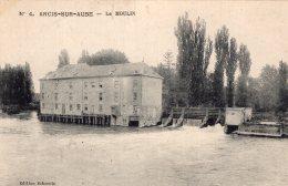 821 - Cpa 10 Arcis Sur Aube - Le Moulin - Arcis Sur Aube