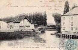 823 - Cpa 10 Arcis Sur Aube - La Tannerie, Les Moulins - Arcis Sur Aube