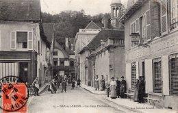 851  - Cpa 10  Bar Sur Seine - La Sous Préfecture - Bar-sur-Seine