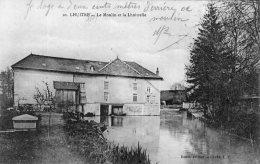 859 - Cpa 10 Lhuitre - Le Moulin Et La Lhuitrelle - France