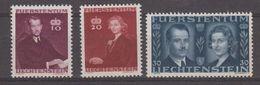 Liechtenstein 1943 Vermählung 3v ** Mnh (40913) - Liechtenstein