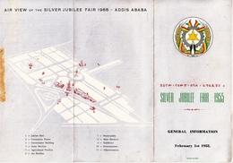 ** ADDIS ABABA.-1955.-** - Italia