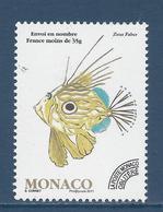 Monaco Préoblitéré - YT N° 115 - Neuf Sans Charnière - 2011 - VorausGebrauchte