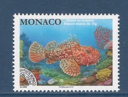 Monaco Préoblitéré - YT N° 116 - Neuf Sans Charnière - 2014 - VorausGebrauchte