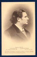 Eugène Isaye ( 1858 - 1931- Liège ) .  Violoniste - Compositeur - Cantantes Y Músicos