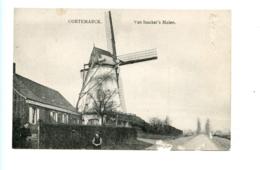 Cortemarck - Van Isacker's Molen - Kortemark