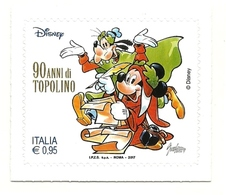 2017 - Italia 3850 Walt Disney - Disney