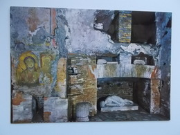 ROMA - Via Napoleone III , Catacombe Di S. Callisto - Musea