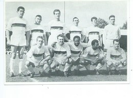 Daring CB 1962 -1963 Dans Son Stade - Soccer