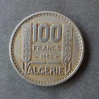 ALGERIE - 100 Francs - 1952 - Algeria