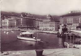 Trieste   Rive    -  Viaggiata - Trieste