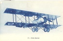2141 11 Avion HANRIOT - 1919-1938: Entre Guerres